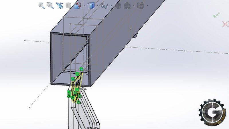 Solidworks Assembly Design