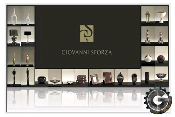 مدل های سه بعدی  Giovani Sforza 3D model Collection