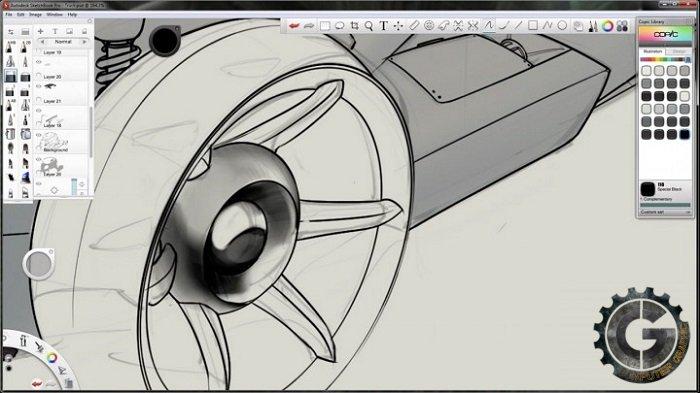 دانلود autodesk sketchbook pro 2016