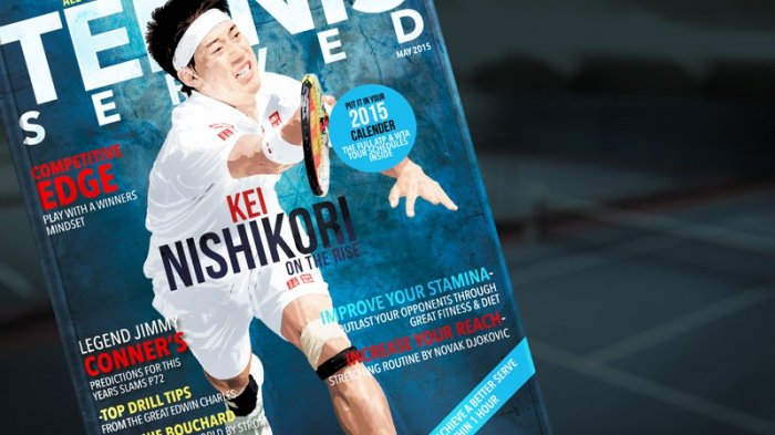 آموزش Digital Tutors - Creating a Sports Magazine Cover in Illustrator and Photoshop