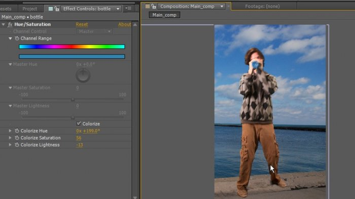 آموزش Digital Tutors - Multi-part Greenscreen Keying in After Effects CS5
