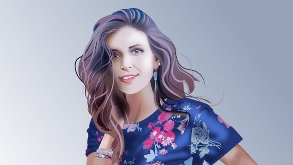 آموزش Digital Tutors - Creating Photo Inspired Vector Artwork in Illustrator