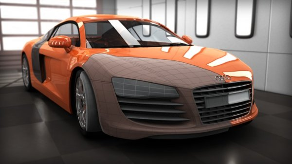 آموزش Digital Tutors - Automotive Modeling in Maya 2014