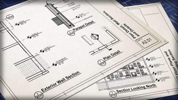 دانلود آموزش Digital Tutors - Creating Section Drawings in Revit