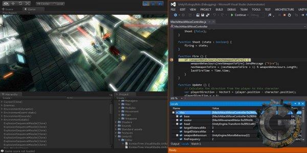 دانلود رایگان موتور بازی سازی یونیتی Unity