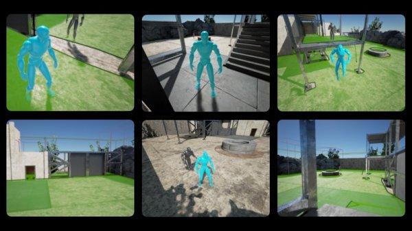 آموزش ساخت هوش مصنوعی در موتور بازی آنریل انجین Digital Tutors - Introduction to AI and Navigation Systems in Unreal Engine
