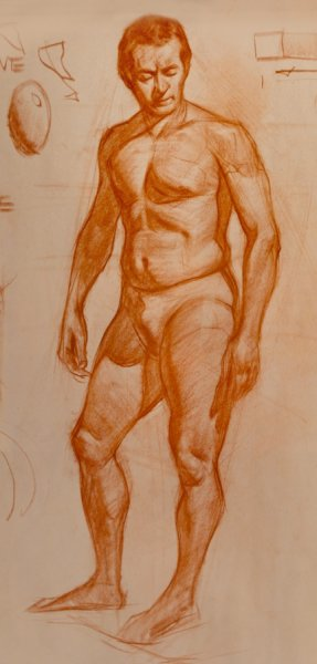 دانلود آموزش Gnomon Workshop - Anatomy Workshop Volume Two Figure Drawing Principles