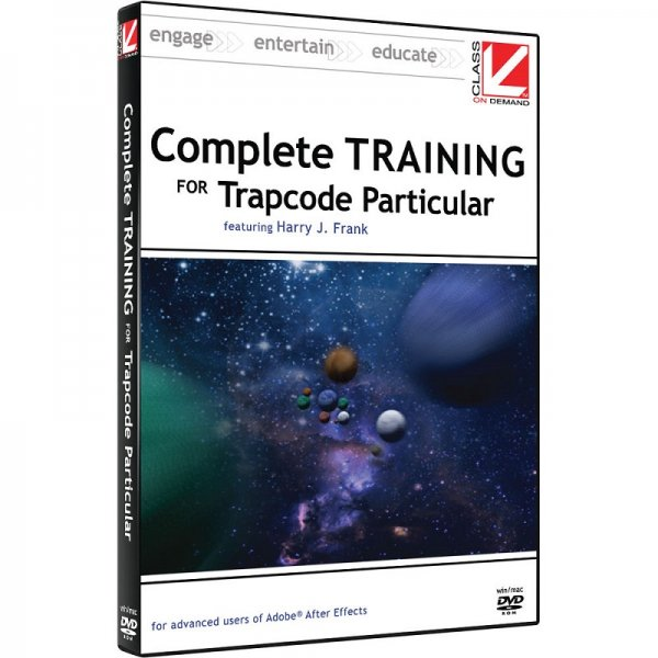 آموزش Class On Demand - Complete Training for Trapcode Particular 1
