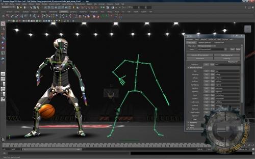 دانلود  نرم افزار مایا  Autodesk Maya - Win64 - XFORCE