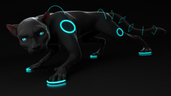 آموزش Digital Tutors - Rigging Quadrupeds in 3ds Max 2014