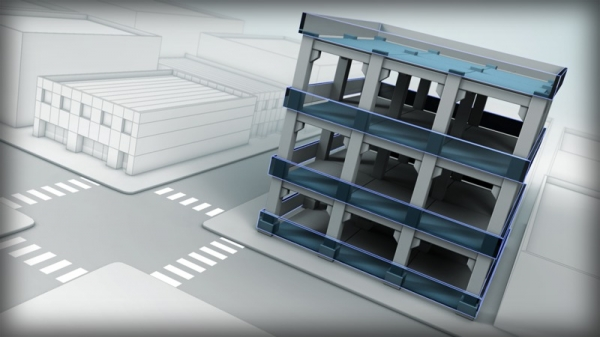 آموزش مدلینگ سازه های بتنی Digital Tutors - Modeling Precast Concrete Structures in Revit