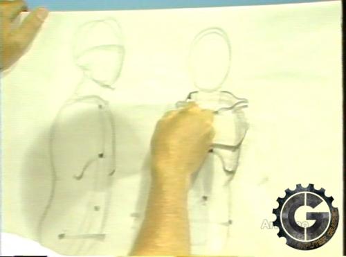 آموزش تکنیک های طراحی و آناتومی Glenn Vilppu - Anatomy and Drawing technics