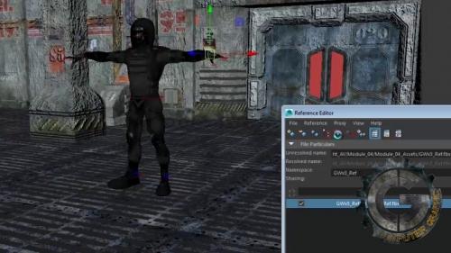 آموزش ریگ کاراکتر انسان برای موشن کپچر در مایا و موشن بیلدر CGTools - Pluralsight - Rigging Human IK Characters for Mocap in Maya and Motion Builder 2016