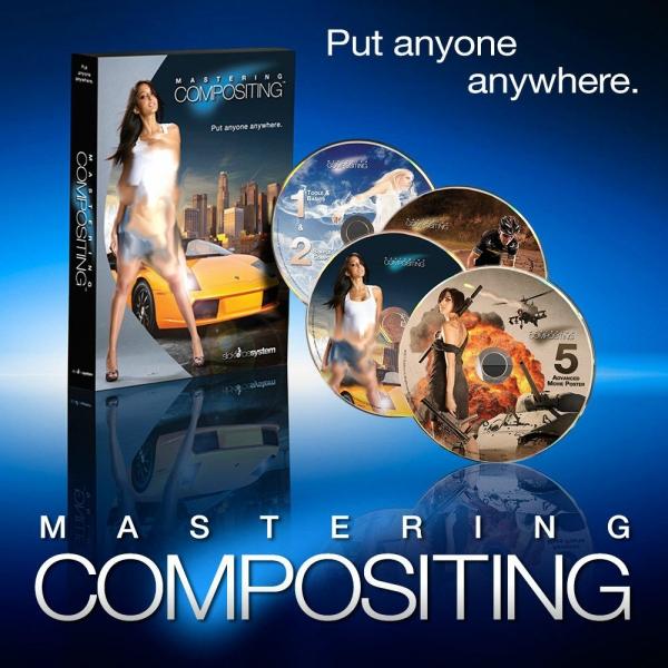 آموزش کامپوزیت حرفه ای تصاویر Slickforcesystem - Mastering Compositing