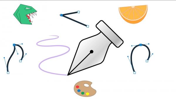 آموزش ابزار قلم در برنامه های ادوبی - اصول Lynda - Adobe Pen Tool - Fundamentals
