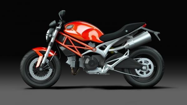 آموزش تکنیک های مدلسازی موتور سیکلت در تری دی مکس Digital Tutors - Motorcycle Modeling Techniques in 3ds Max