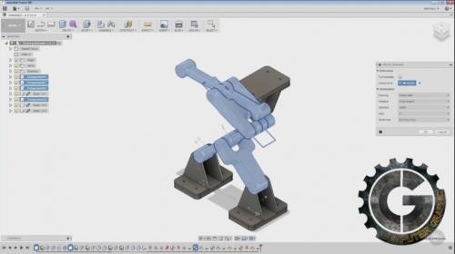 آموزش ملزومات فیوژن 360 - طراحی Pluralsight - Fusion 360 Essentials - Drawings