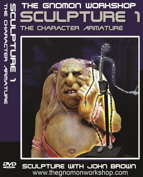 آموزش مجسمه سازی - قسمت اول - آرماتوربندی کاراکتر