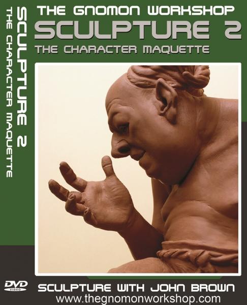 آموزش مجسمه سازی - قسمت دوم - ماکت کاراکتر
