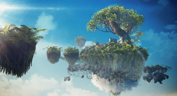 ساخت جزایر شناور در هویدینی - فصل های 1 تا 3