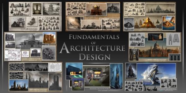 مجموعه کامل اصول طراحی معماری