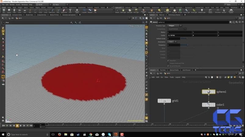 آموزش کامل ساخت جلوه های ویژه بصری در هودینی Udemy – VFX: Complete