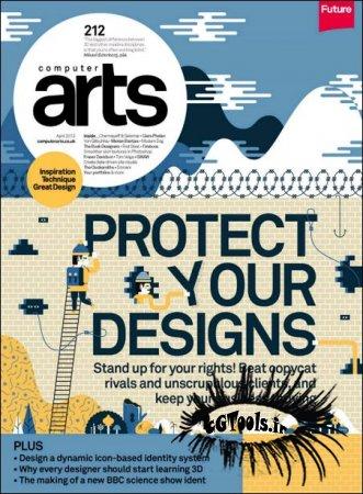 مجله الکترونیکی Computer Arts – April 2013