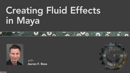 آموزش Lynda - Creating Fluid Effects in Maya