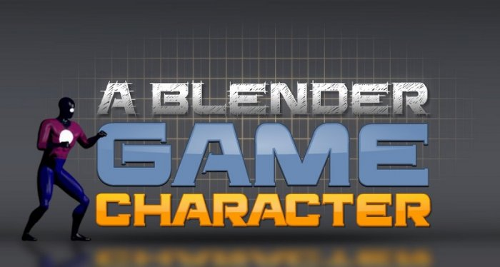 آموزش CartoonSmart - A Blender Game Character
