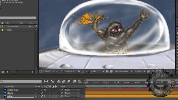 دانلود رایگان آموزش Digital Tutors - Getting Started with the Puppet Tool in After Effects