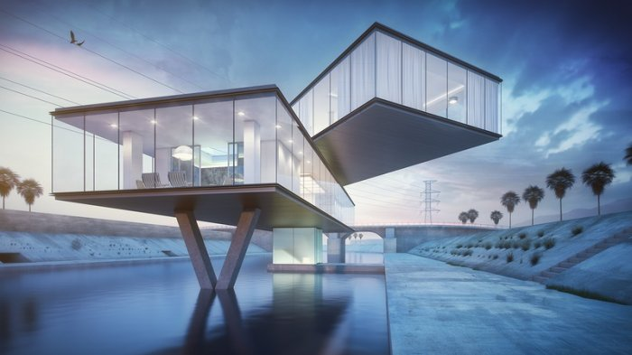 آموزش گرفتن یک رندر عالی Digital Tutors - Creating a Presentation Ready Architectural Visualization in Maya and V-Ray