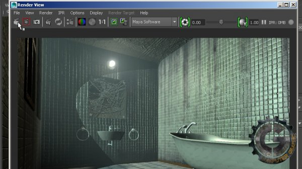 آموزش Digital Tutors - Introduction to Lighting in Maya 2015