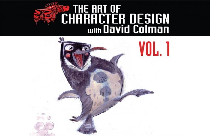 آموزش The Art of Character Design Volume I