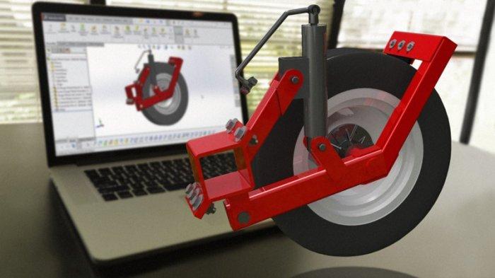 آموزش گزینه های مختلف مدلسازی Digital Tutors - Modeling Options for Sketching, Features and Assemblies in SolidWorks