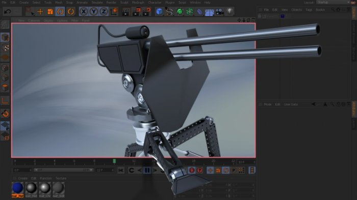 آموزش Digital Tutors - Quick Start to Animation in CINEMA 4D - Volume 3