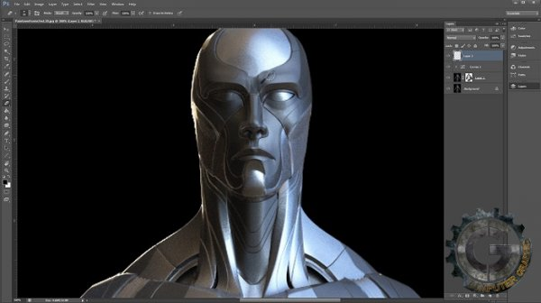 آموزش The Gnomon Workshop - 3D Character Design - Sculpt, Model, Render
