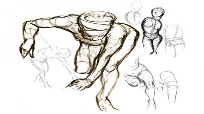 آموزش Gnomon Workshops - Drawing the Figure - Volume Two - Form and Structure