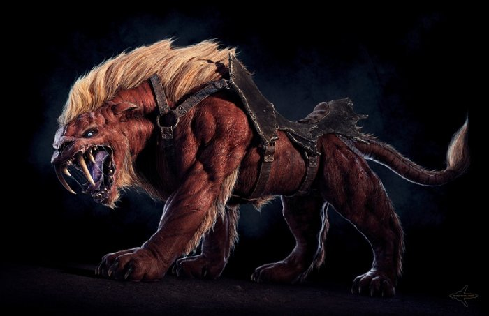 آموزش CGNuggets Workshop - Epic Film Creature - BATTLE BEAST
