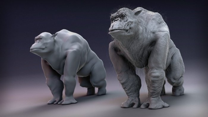 آموزش Digital Tutors - Referencing Nature for Unique Creature Creation in ZBrush