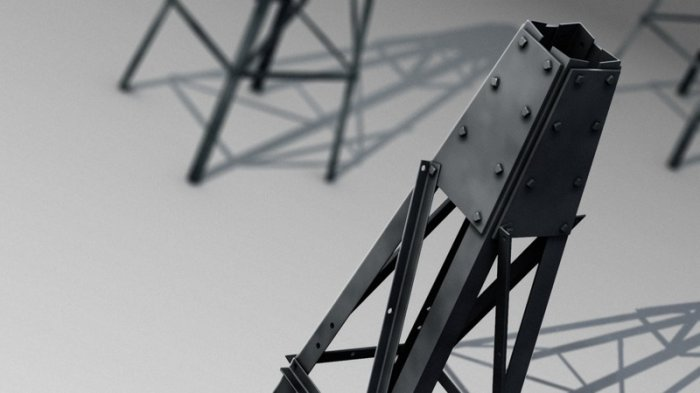 آموزش Digital Tutors - Designing a Windmill Tower from Photo Reference in Solidworks