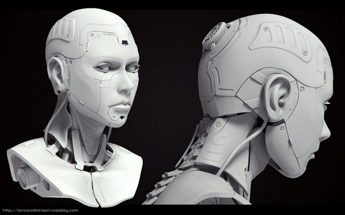 آموزش Gumroad - Zbrush Hard Surface Techniques by Lance Wilkinson