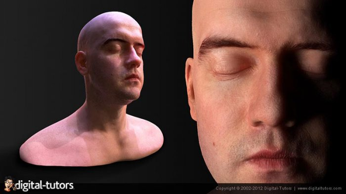 آموزش Digital Tutors - Advanced Subsurface Scattering Techniques in Maya and mental ray
