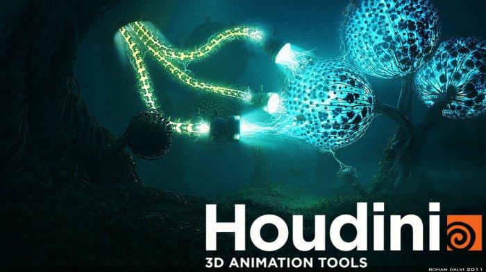 دانلود رایگان نرم افزار SideFX Houdini FX