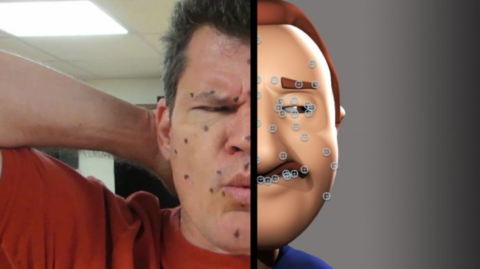 آموزش Digital Tutors - Creating Custom Facial Motion Capture in Maya